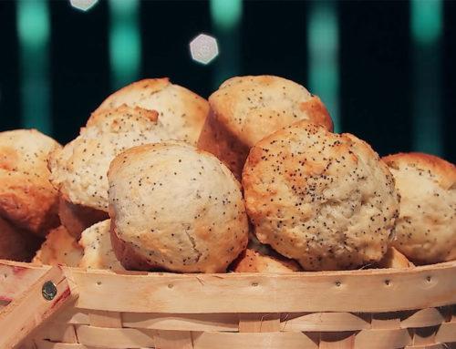 🍋 Lemon Poppyseed Muffins 🍋