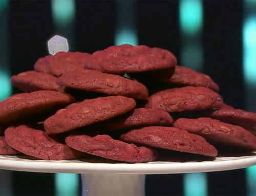 Red Velvet Cookies 😍