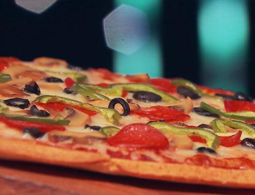 🍕 Deluxe Pizza 🍕